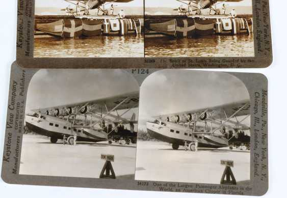 Stereoscope with pictures set - photo 3