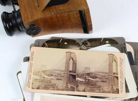 Stereoscope with pictures set - photo 4