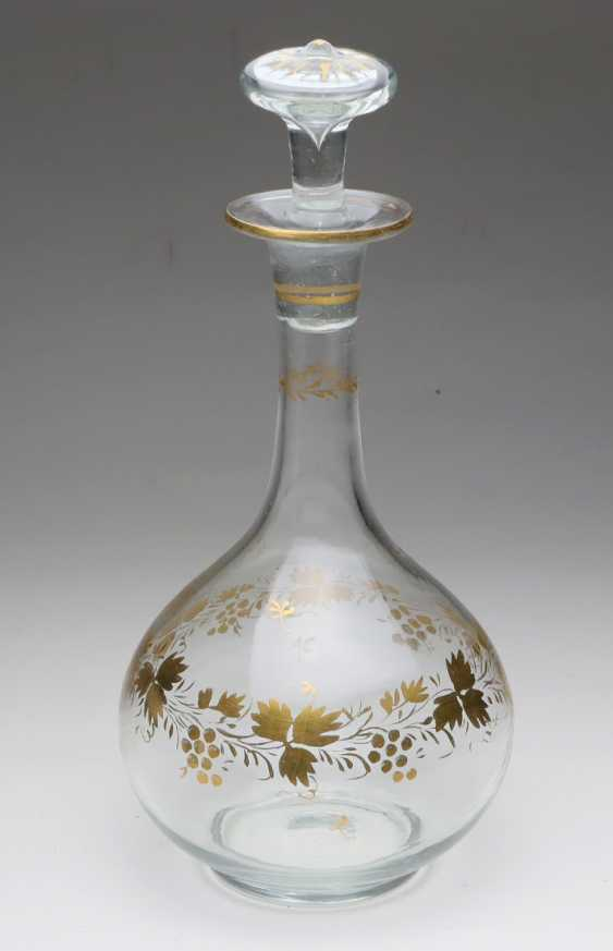 Biedermeier Carafe *Vines* - photo 1