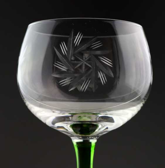 Set Of Wine Goblets *Sling Star* - photo 2