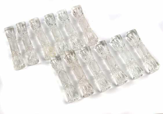 Set Of Crystal Knife Holder - photo 1