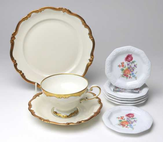Rosenthal coffee and cake *Pompadour*, among other things, - photo 1
