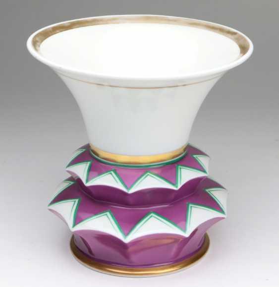 Art Deco Vase-1930s - photo 1