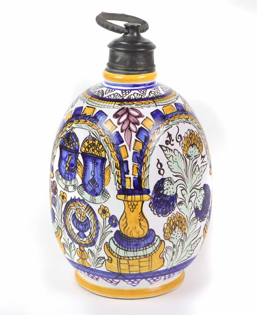 Ceramic Bottle - photo 1
