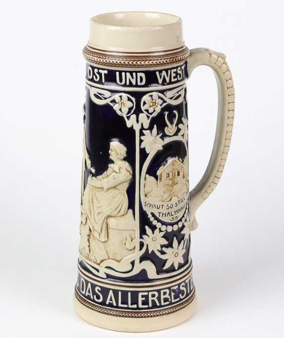 Relief pitcher *in The Almrosel*1900 - photo 2