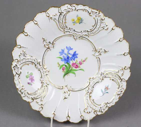 Meissen Ceremonial Plate *Flower 2* - photo 1