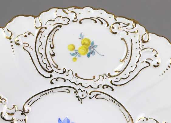 Meissen Ceremonial Plate *Flower 2* - photo 2