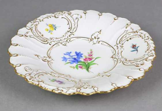 Meissen Ceremonial Plate *Flower 2* - photo 3
