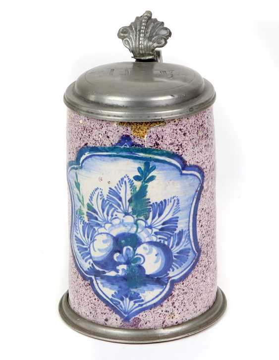 small roll pitcher of the mid-18. Century - photo 1
