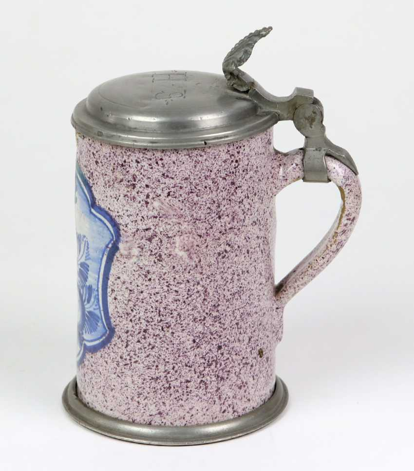 small roll pitcher of the mid-18. Century - photo 2