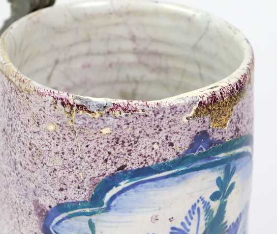 small roll pitcher of the mid-18. Century - photo 3