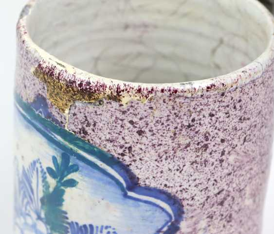 small roll pitcher of the mid-18. Century - photo 4