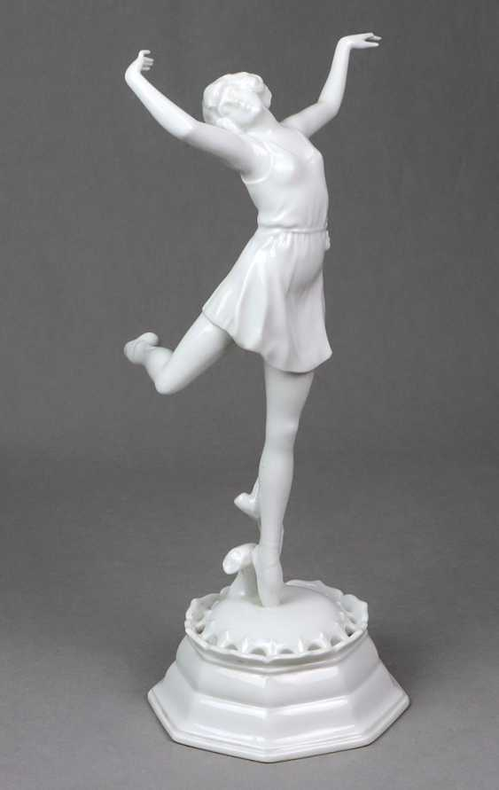 Rosenthal Blumensteckfigur - photo 1