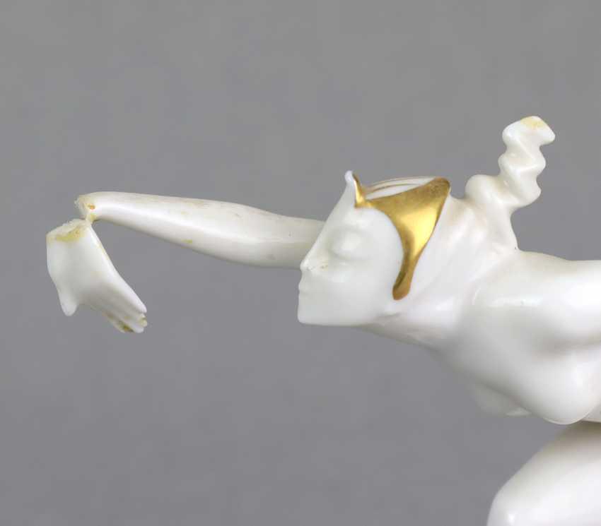 Art Deco Figurine Hutschenreuther - photo 2