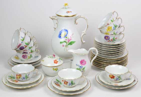 Meissen Service *flower 2* for 12 persons - photo 1