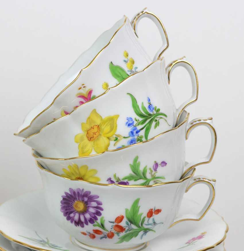 Meissen Service *flower 2* for 12 persons - photo 2