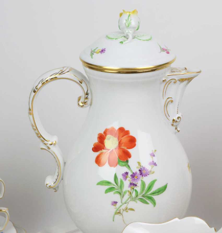 Meissen Service *flower 2* for 12 persons - photo 4