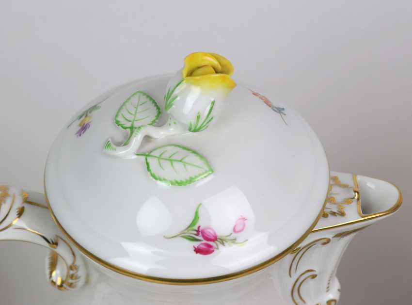 Meissen Service *flower 2* for 12 persons - photo 6