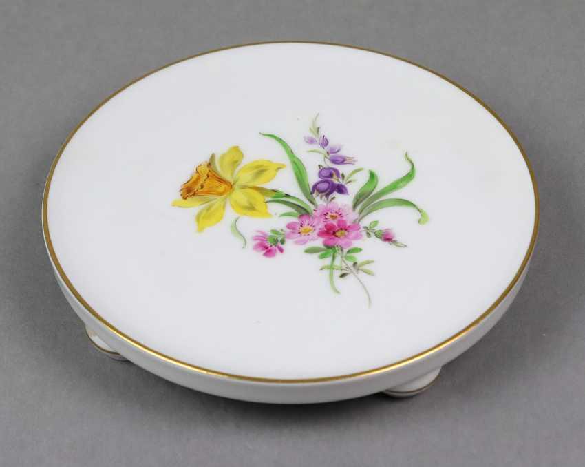 Meissen Coasters *Flower 3* - photo 1