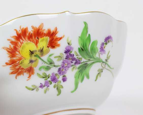Meissen 2 Cups *Flower 3* - photo 3