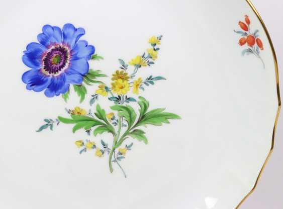 Meissen 2 Anbietschalen *Flower 2* - photo 2