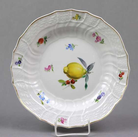 Meissen *Neubrand Stone* Plate - photo 1