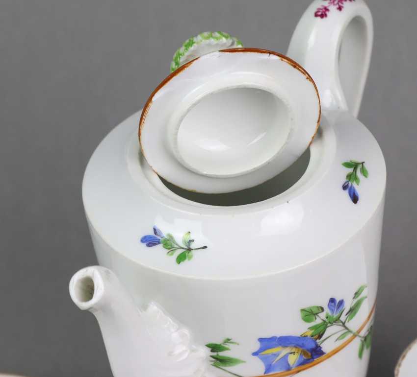 Meissen 5 *Marcolini* Porcelain Parts - photo 3