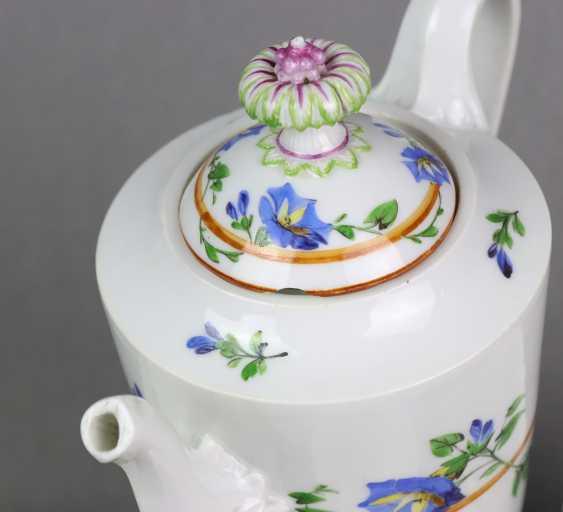 Meissen 5 *Marcolini* Porcelain Parts - photo 4