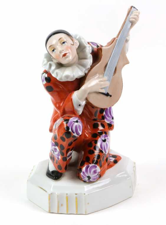 musiciens Pierrot - photo 1