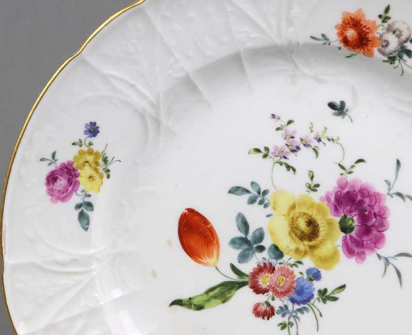 Meissen plate *Dulong* to 1760/65 - photo 2