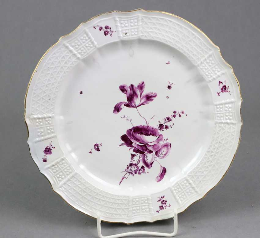 Highest Museum quality plate of around 1750 - photo 1