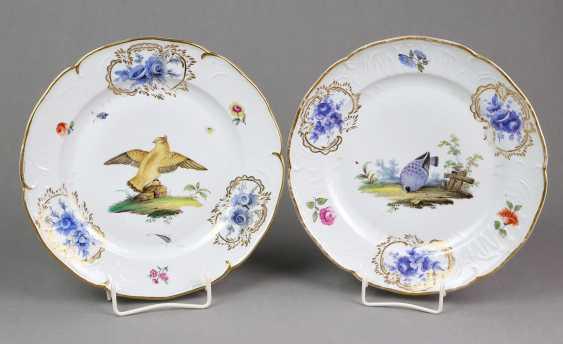 Meissen rare dish few around 1770 - photo 1