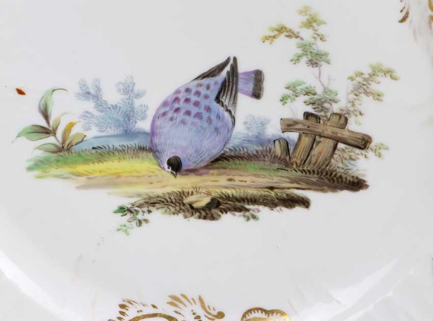 Meissen rare dish few around 1770 - photo 2