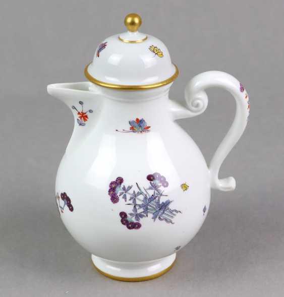 Meissen early jug around 1735 - photo 1