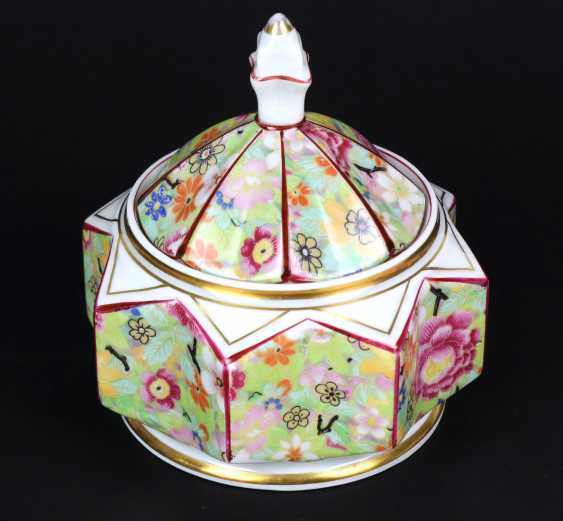 Art Deco Lidded Box - photo 1