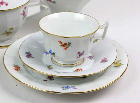 Meissen Coffee Service *Scattered Flowers* - photo 4