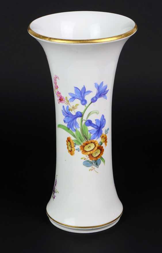 Meissen Funnel Vase *Flower 3* - photo 2