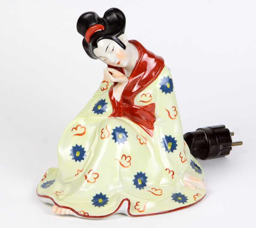 Smoke Eaters *Geisha* - photo 1