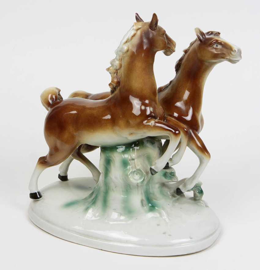 Horse figure - photo 3