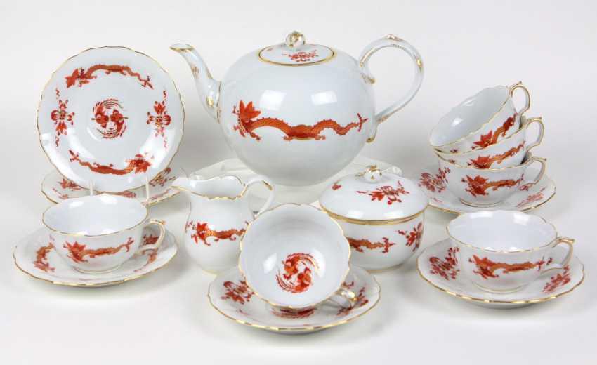 Meissen Tea Service * Rich Dragon* - photo 1