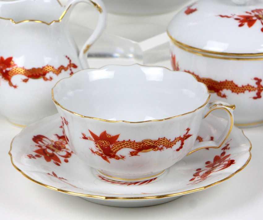 Meissen Tea Service * Rich Dragon* - photo 3