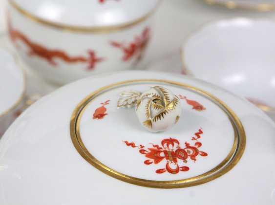 Meissen Tea Service * Rich Dragon* - photo 4
