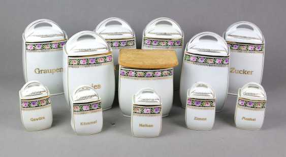 Set Of Spice Containers - photo 1