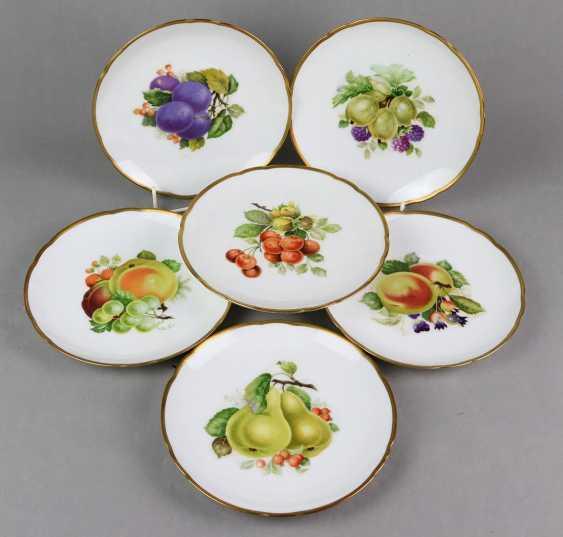 Hutschenreuther Set Of Fruit Platter - photo 1