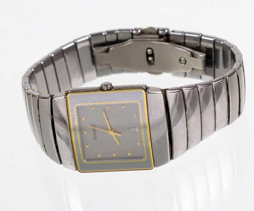 *Rado* Diastar Armbanduhr Ceramic/Titan - photo 1