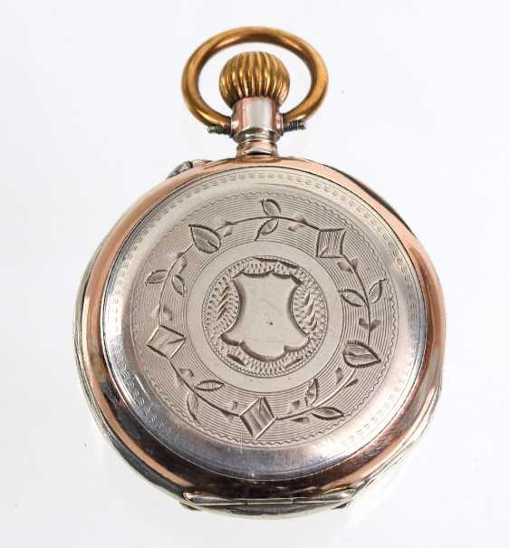 Mens Pocket Watch Silver - photo 2
