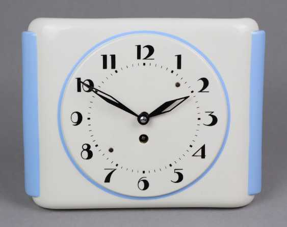 Kitchen clock 1940s - photo 1