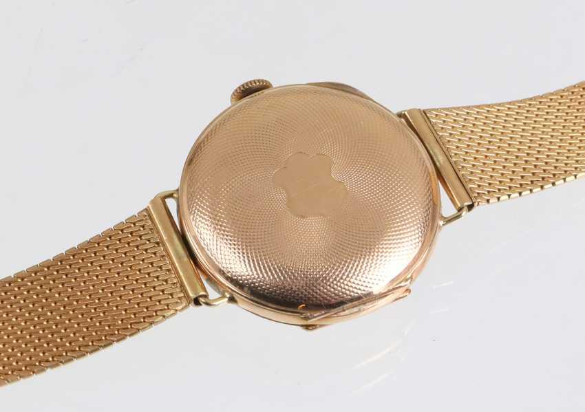*Dürrstein&Co* watch with bracelet - yellow gold 585 - photo 2