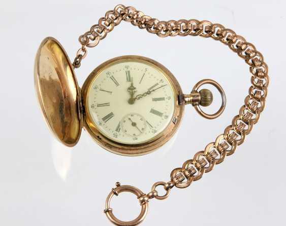 *Dürrstein&Co* Men's Watch - Yellow Gold 585 - photo 1