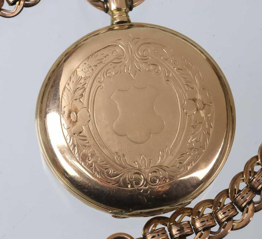 *Dürrstein&Co* Men's Watch - Yellow Gold 585 - photo 2